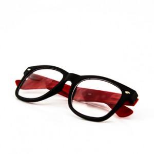 Ohne Brille geht gar nichts...
