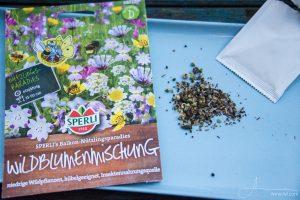 Balkon Wildblumenmischung