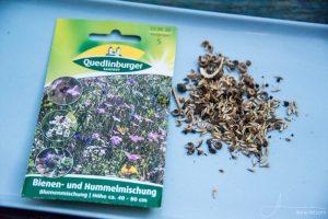 Bienen- und Hummelmischung Quedlinburger