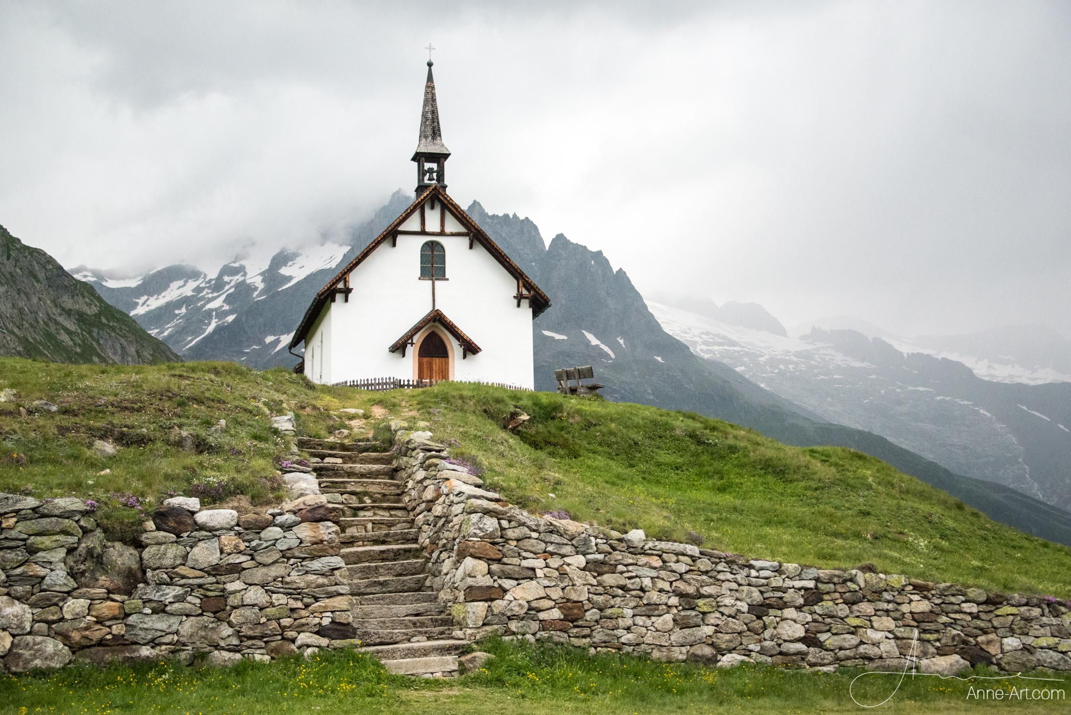 Kapelle auf der Belalp