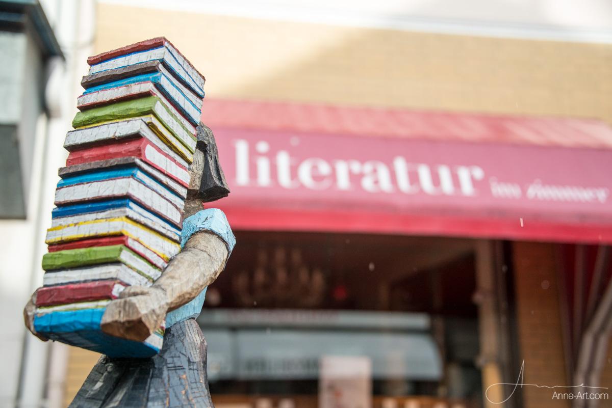 Literatur in Buxtehude
