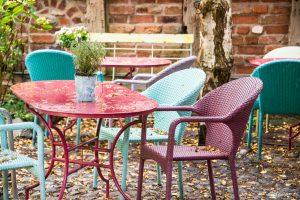 Garten Café PomPom Buxtehude