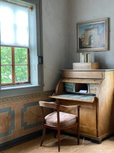 Goethes Zimmer Dornburg